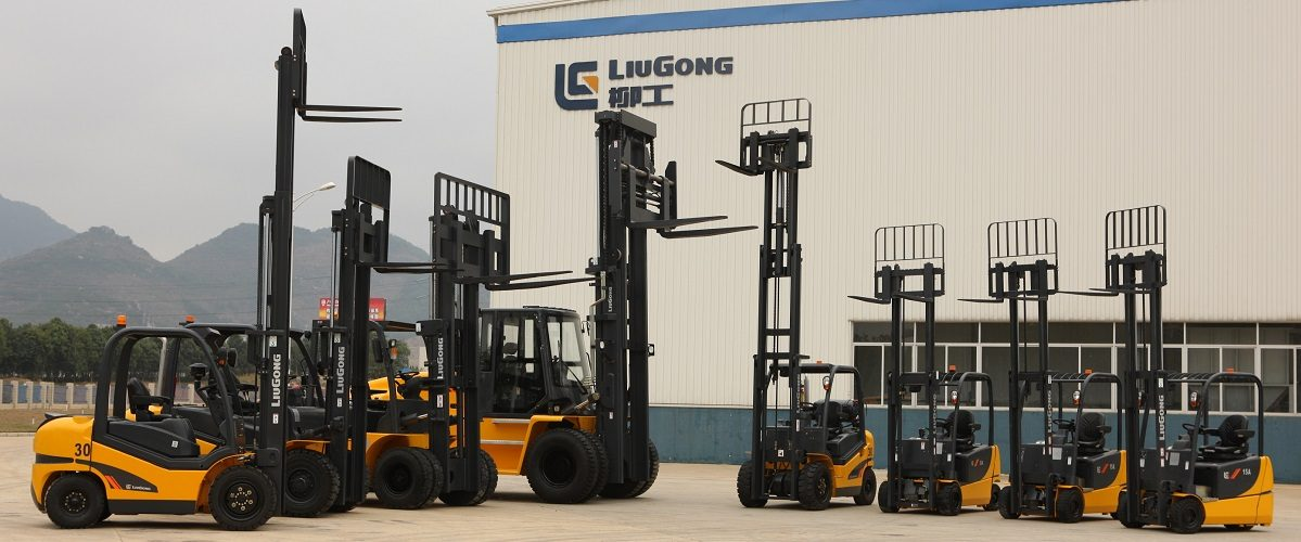 Bán xe nâng hàng Liugong