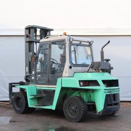 Xe nâng dầu Mitsubishi 6 - 7 tấn