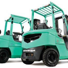 Xe nâng dầu Mitsubishi 1 - 3.5 tấn
